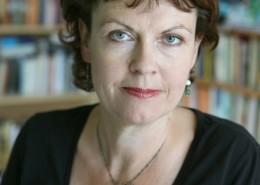 The Glens' new director Susan McKay